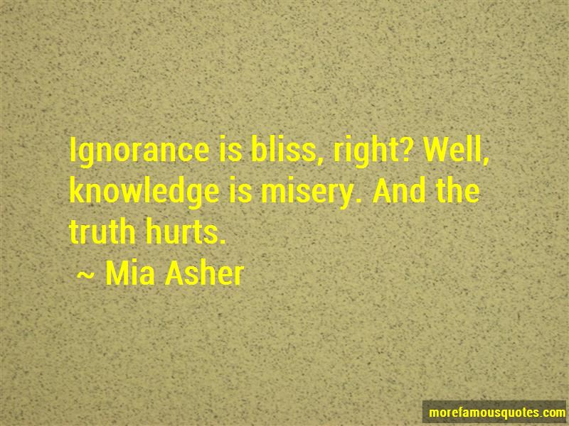 Ignorance And Bliss Quotes Pictures 4