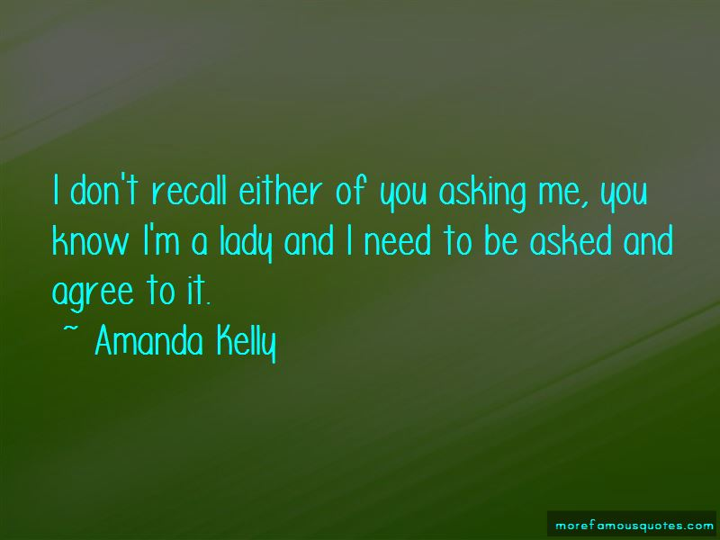 I'm A Lady Quotes Pictures 3