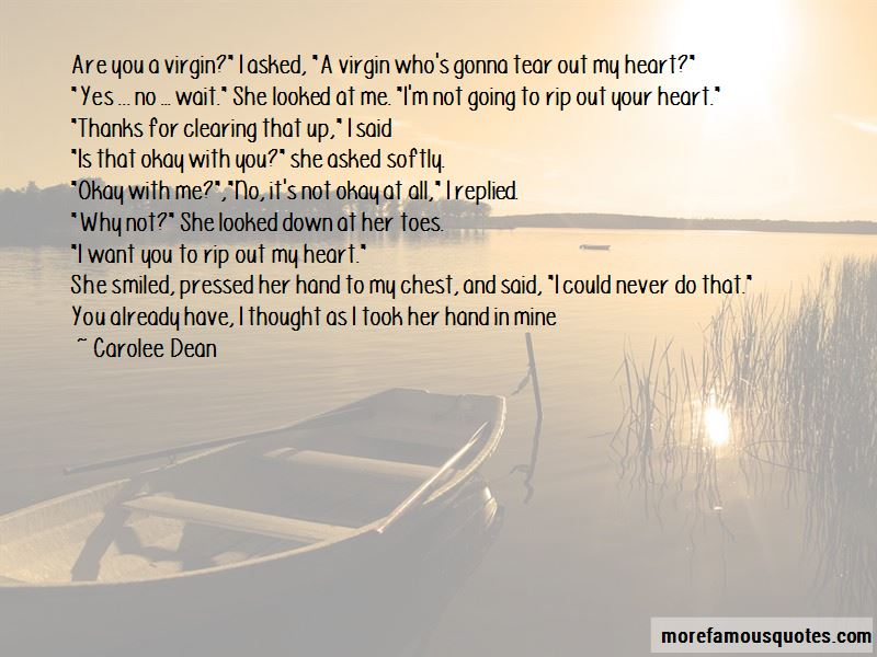 I'm Never Gonna Be Okay Quotes Pictures 3