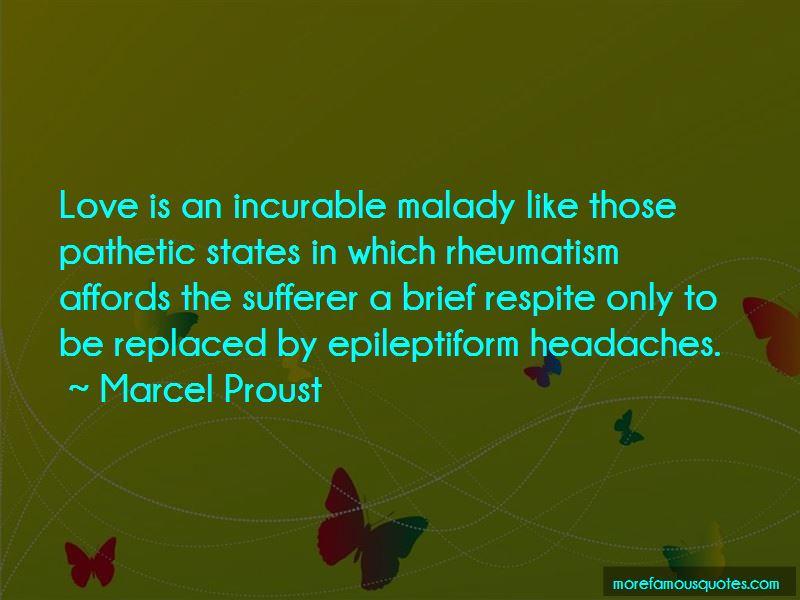 Incurable Love Quotes Pictures 2