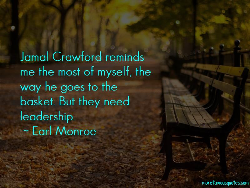 Jamal Crawford Quotes Pictures 2