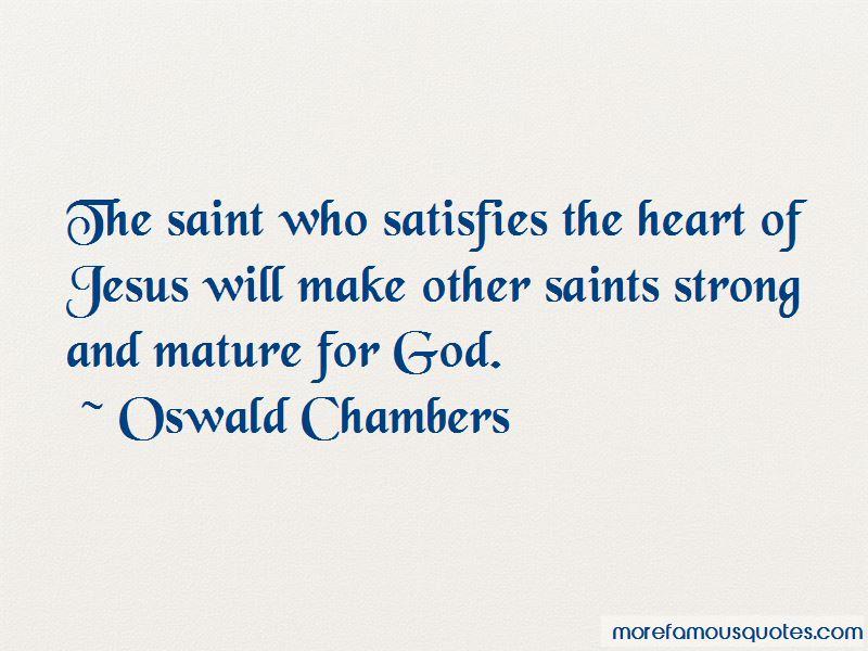 Jesus Satisfies Quotes
