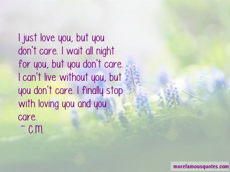 Just Love You Quotes Pictures 2