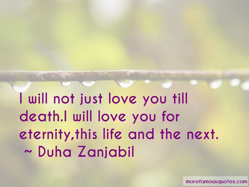 Just Love You Quotes