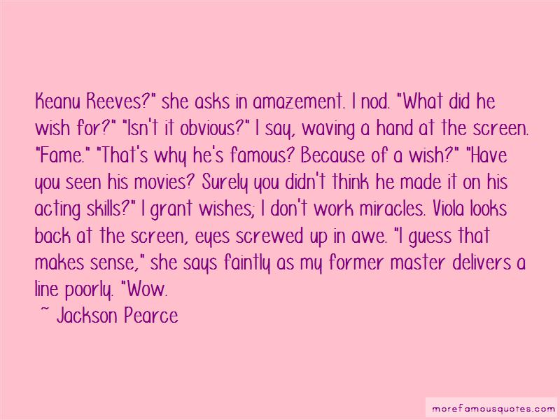 Keanu Reeves Famous Quotes