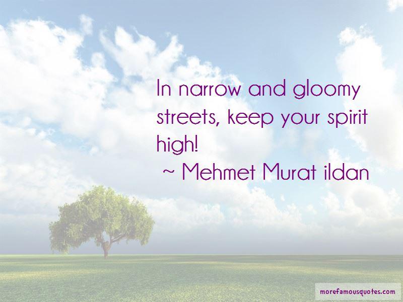 Keep Spirit High Quotes