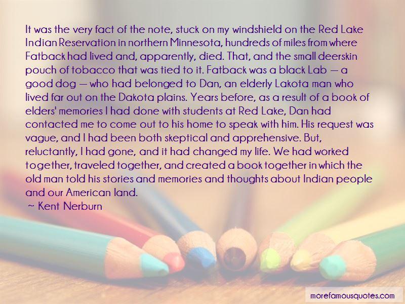 Lakota Indian Quotes