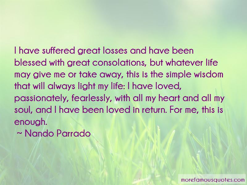 Light My Life Quotes