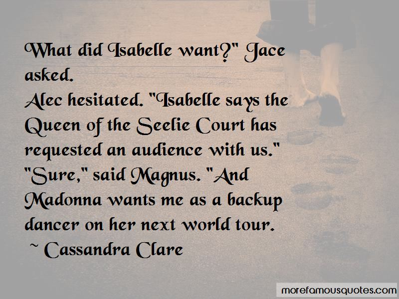 Magnus X Alec Quotes