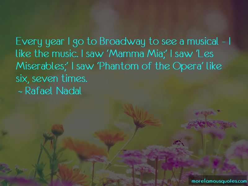 Mamma Mia Musical Quotes