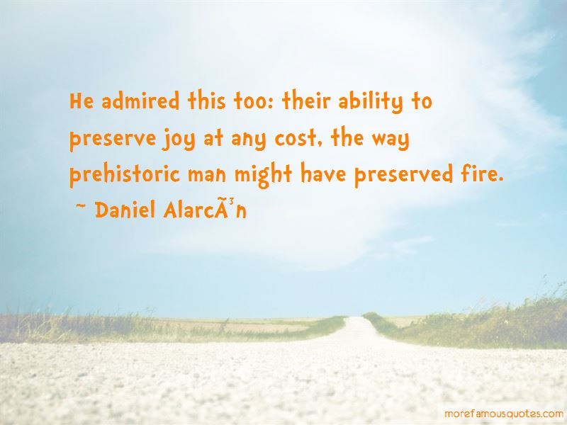 Man And Fire Quotes