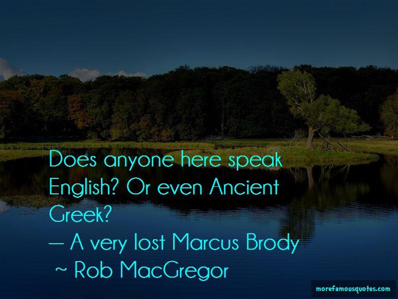 Marcus Brody Quotes