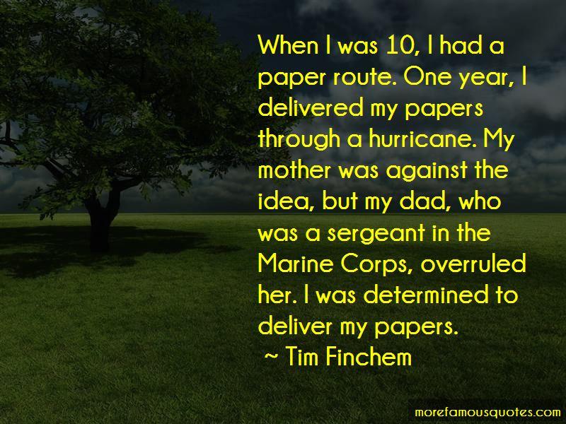 Marine Corps Sergeant Quotes
