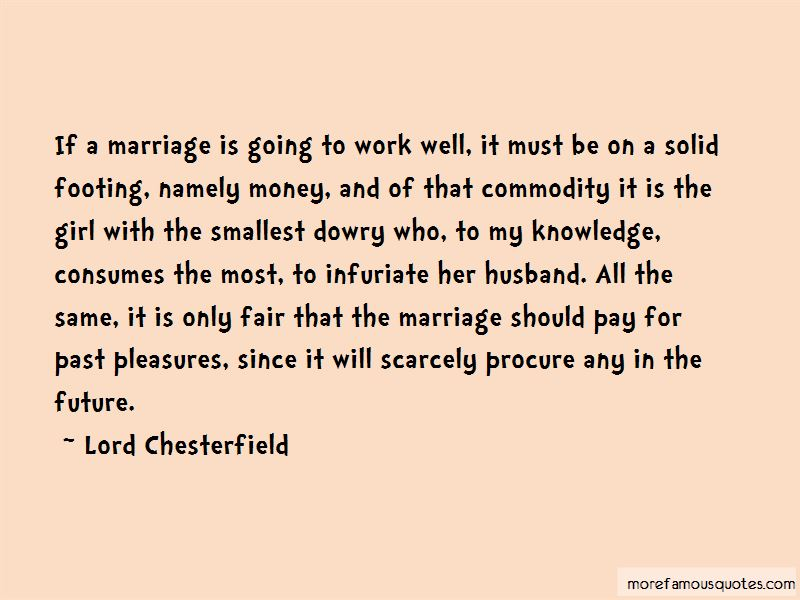 Marriage Dowry Quotes