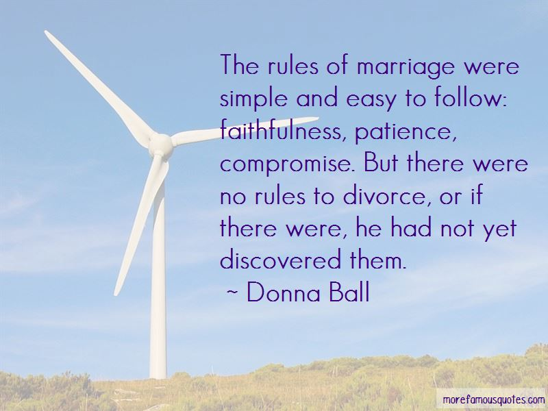 Marriage Not Easy Quotes
