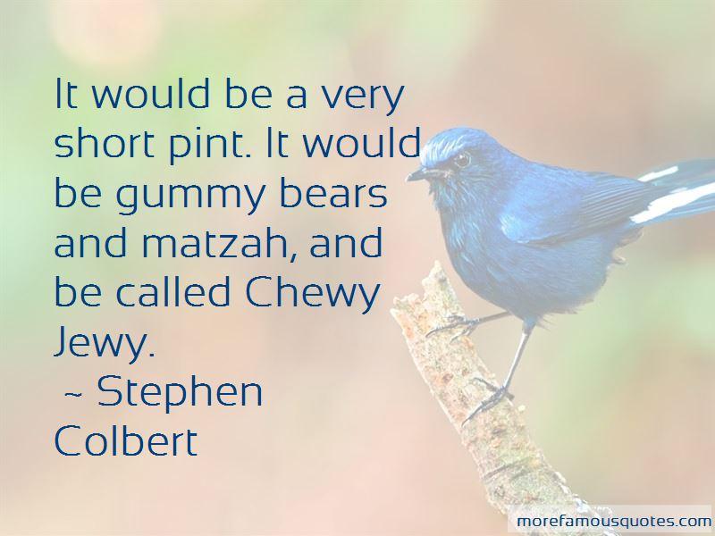 Matzah Quotes