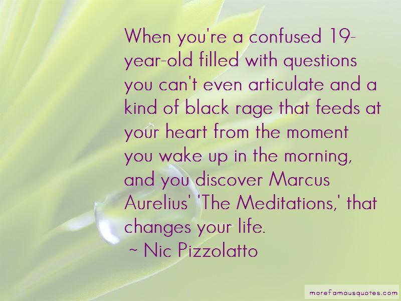 Meditations Marcus Quotes