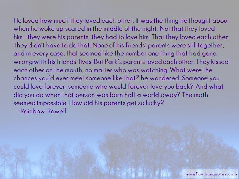 Meet The Parents Love Quotes
