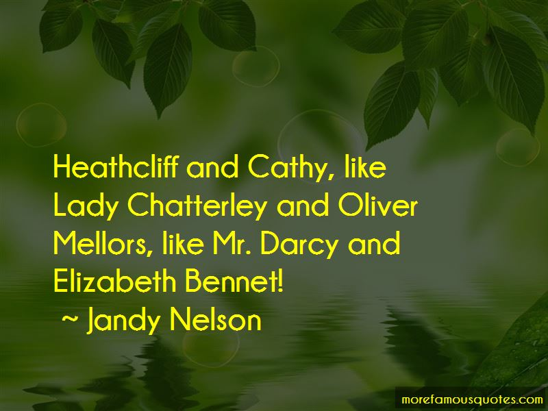 Mellors Lady Chatterley Quotes