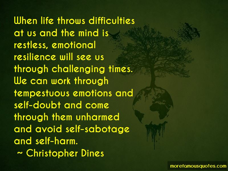 Mind Is Restless Quotes Pictures 3