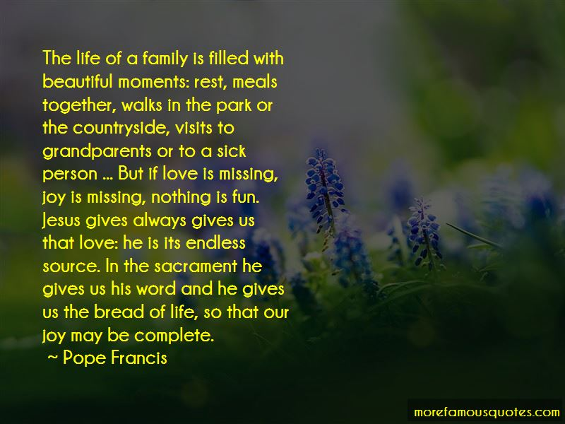 Missing Beautiful Moments Quotes