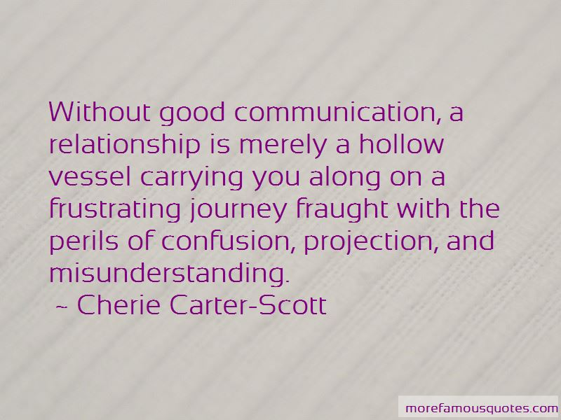Misunderstanding In Relationship Quotes: top 5 quotes about ...