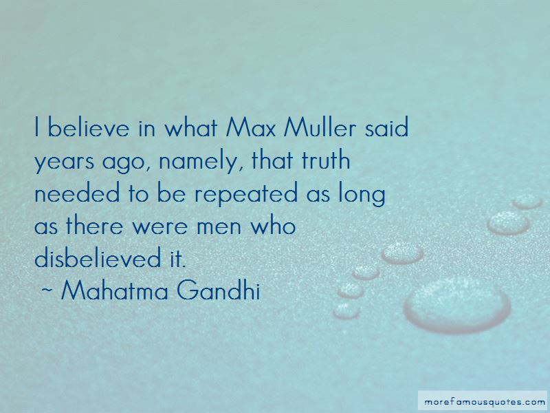Muller Quotes