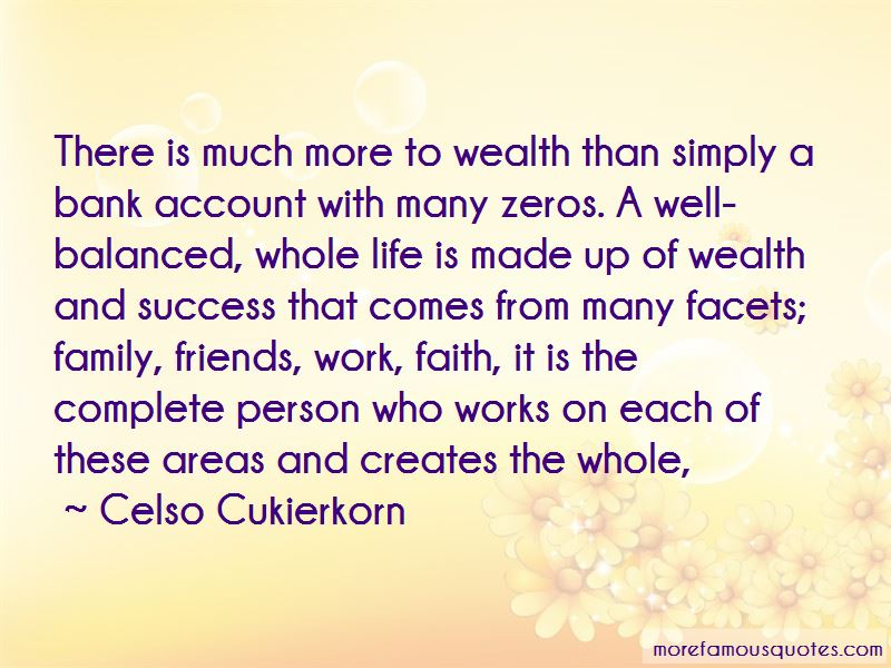 My Family Is My Wealth Quotes