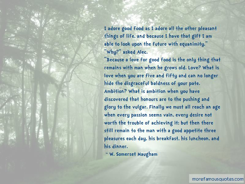 My Love Still Remains Quotes Pictures 2