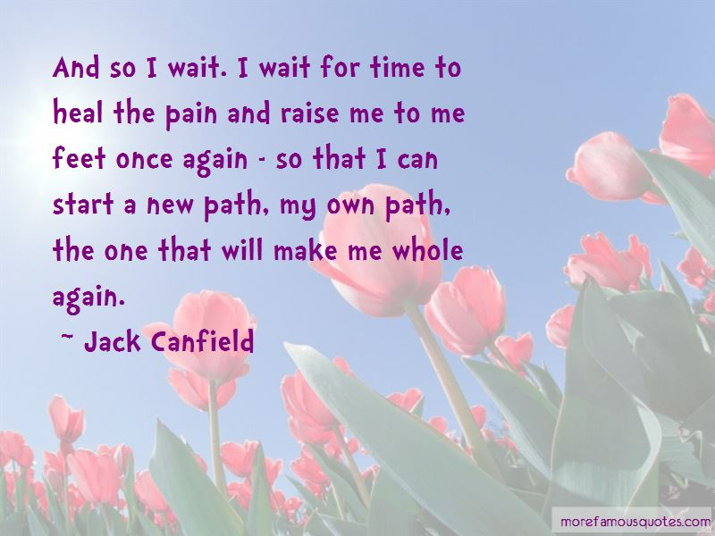 My Own Path Quotes