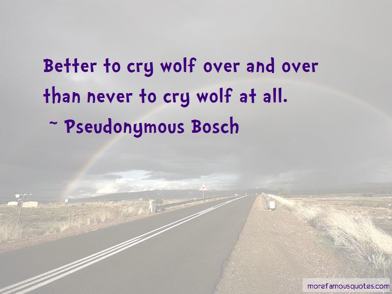 Never Cry Wolf Quotes Pictures 2