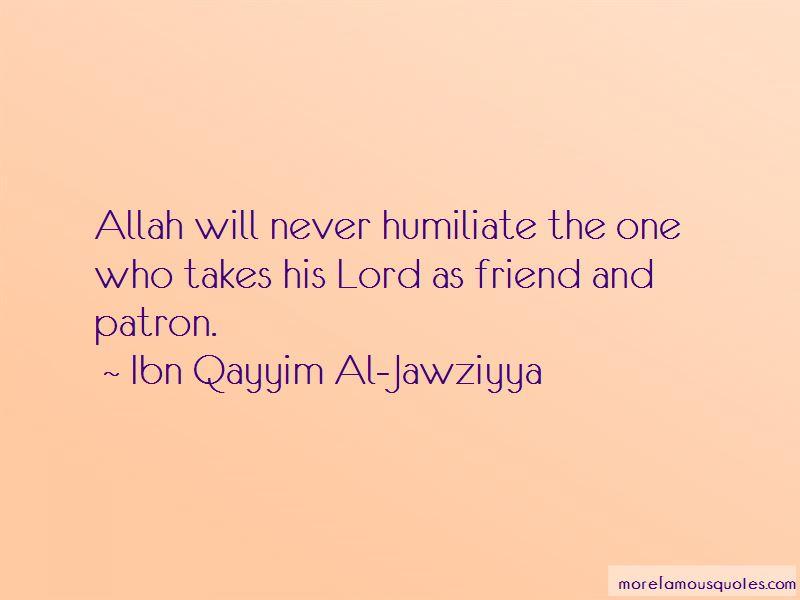 Never Humiliate Quotes