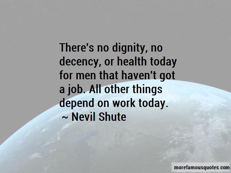 No Decency Quotes