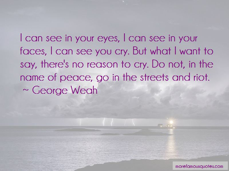 No Reason To Cry Quotes Pictures 2