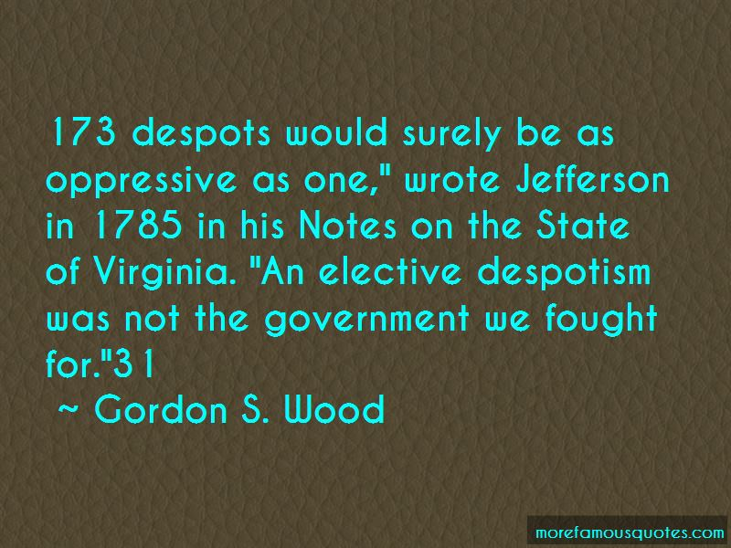 Notes On The State Of Virginia Quotes