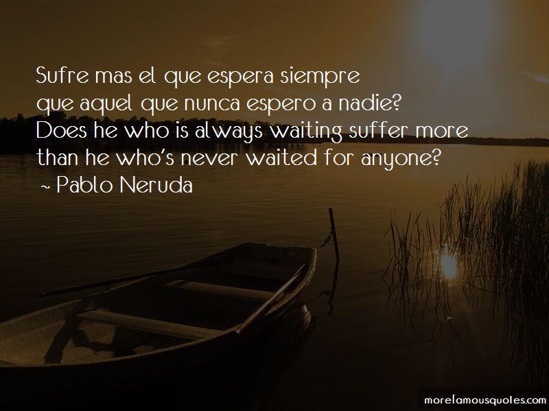 Nunca Mas Quotes