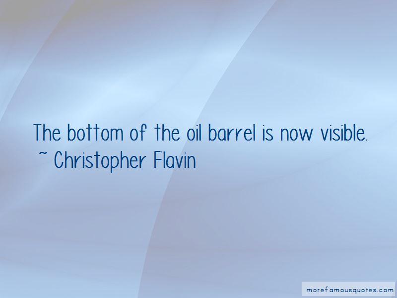 Oil Barrel Quotes