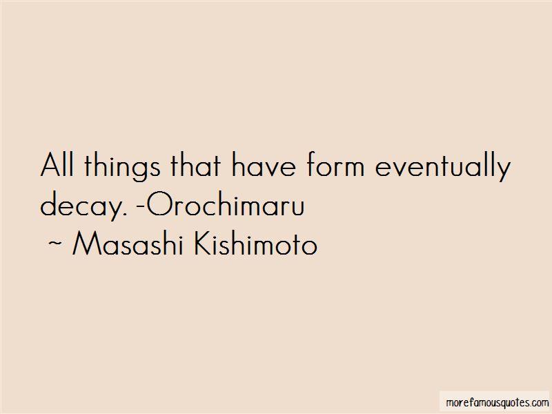 Orochimaru Quotes Pictures 2