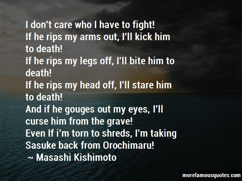 Orochimaru Quotes
