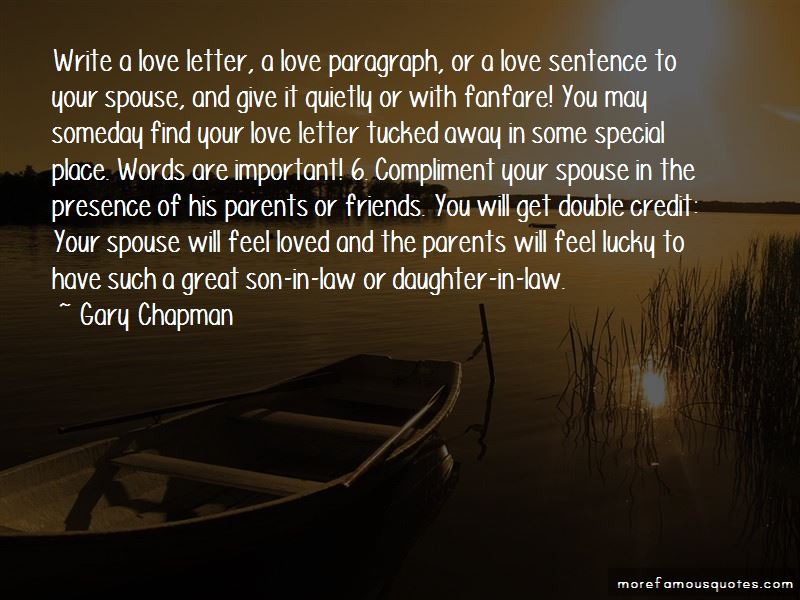 Parents Love To Son Quotes Pictures 4
