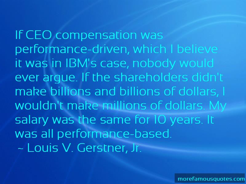 ibm case study from gerstner But what followed that was something which should serve as a case study ibm which was engineered by lou gerstner ibm: greatest corporate turnaround stories.