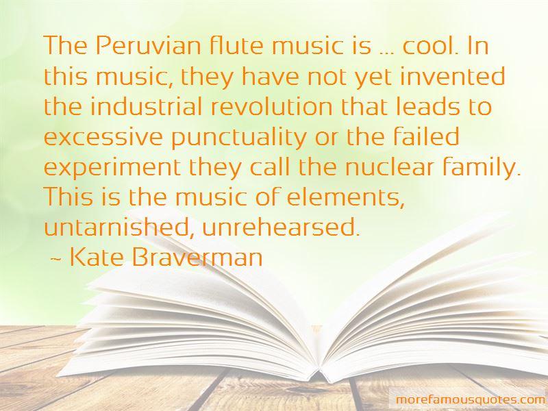 Peruvian Music Quotes