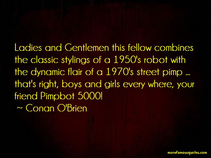Pimpbot 5000 Quotes