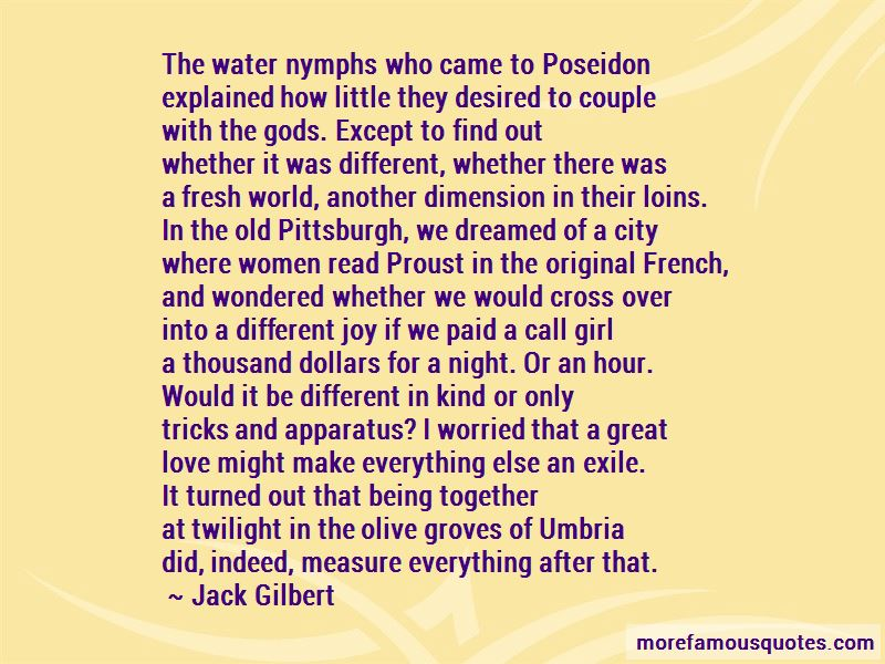 Pittsburgh Girl Quotes