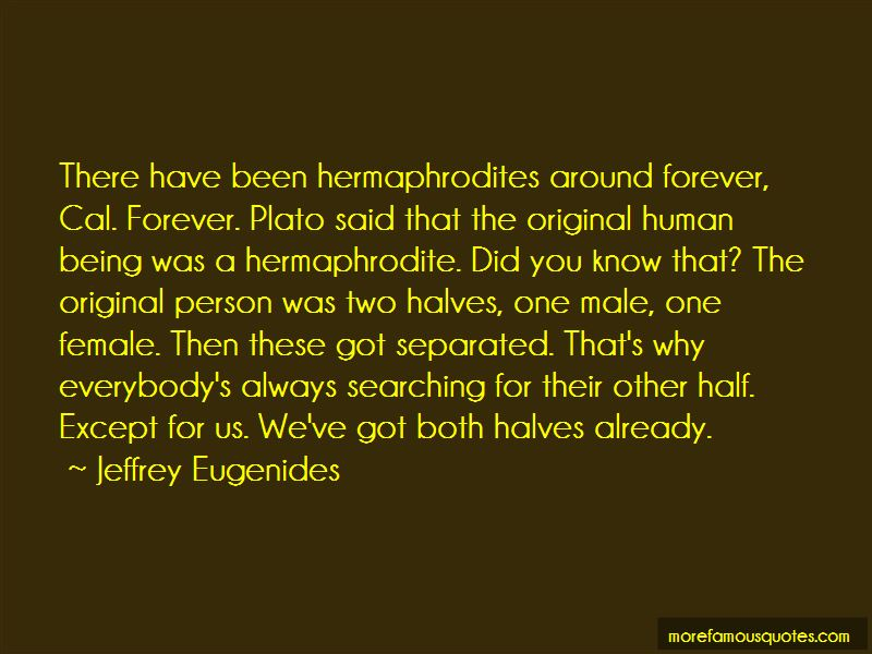 Plato Other Half Quotes: top 5 quotes about Plato Other Half ...