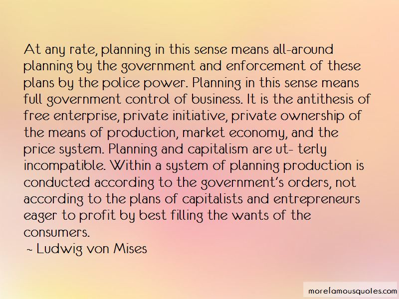 Production Planning And Control Quotes