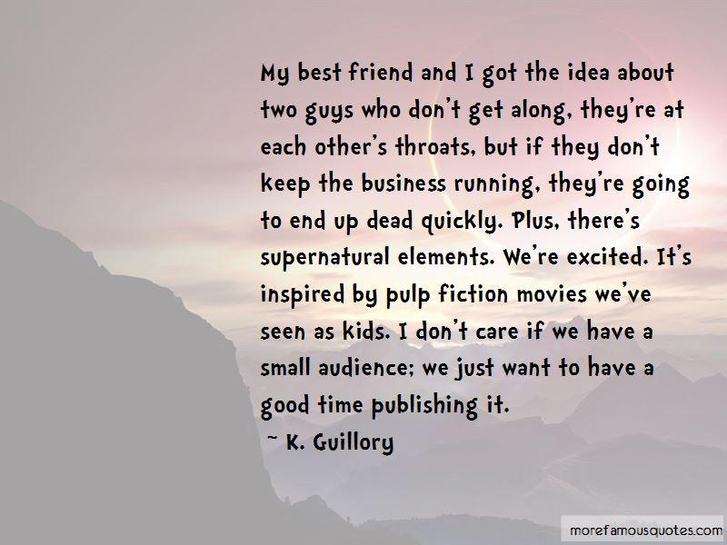 Pulp Fiction Best Quotes