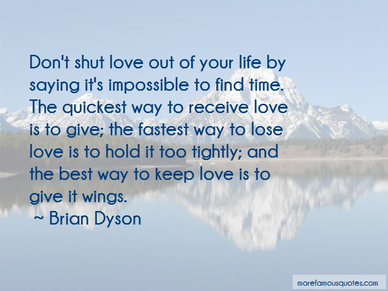 Receive Love Quotes