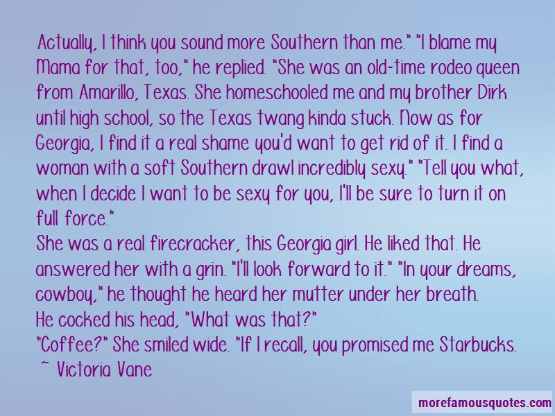 Rodeo Queen Quotes