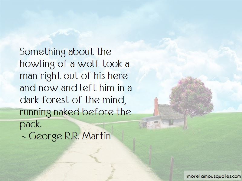 Running Wolf Quotes Pictures 3